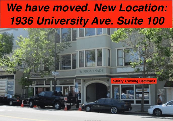 Berkeley NRP Courses