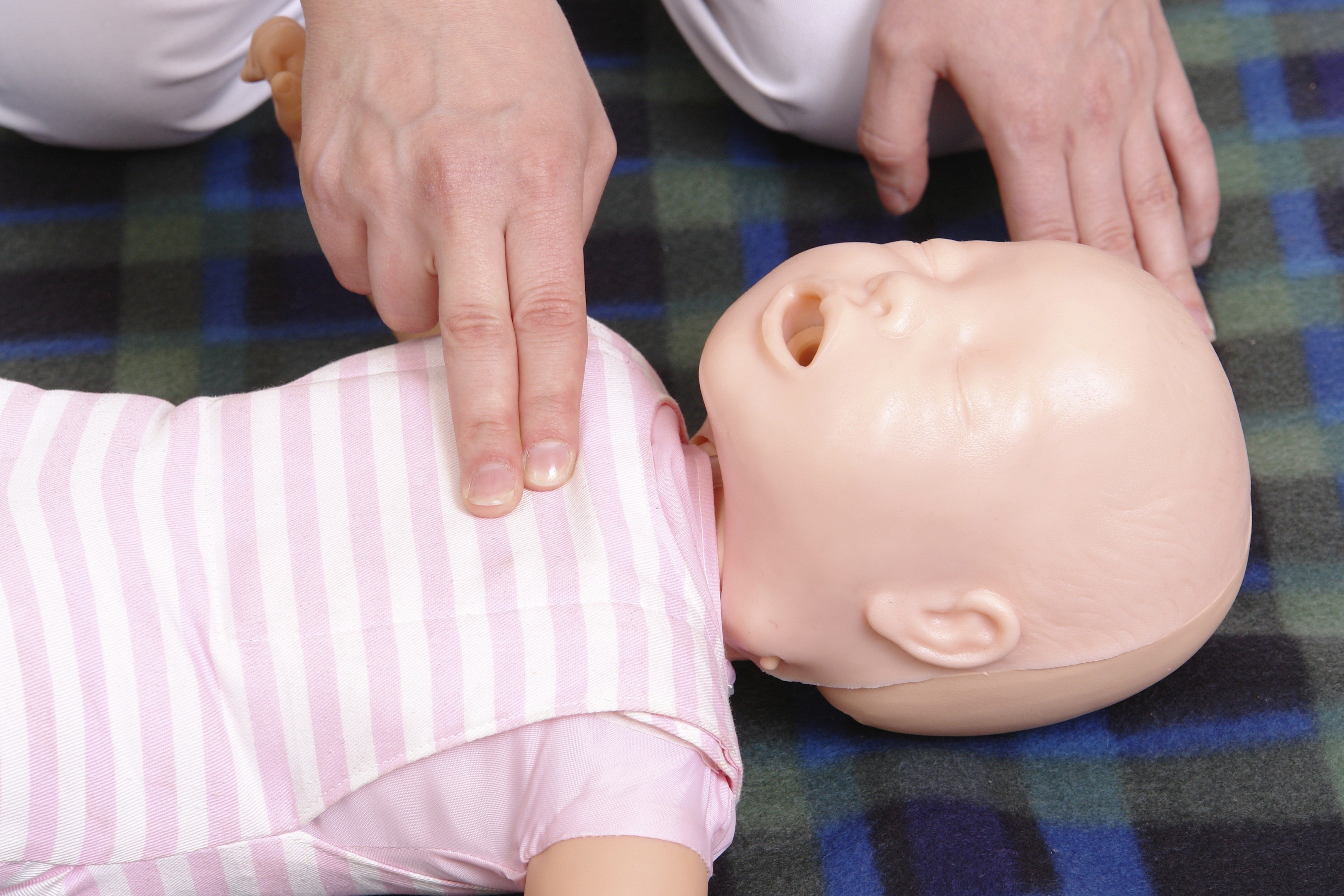 Bls study guide for american heart association classes berkeley infant and child bls cpr classes xflitez Images