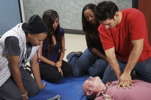 CPR Group Class