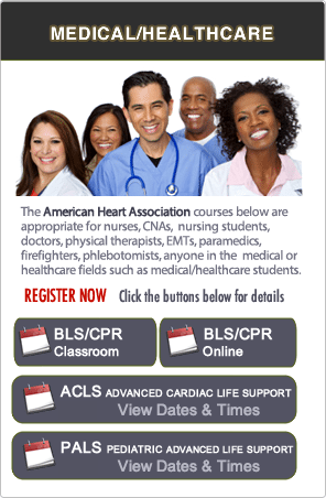 Oakland BLS ACLS Renewal Classes